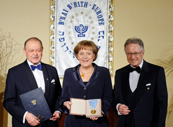 Żydowska loża B'nai B'rith – POLIN.