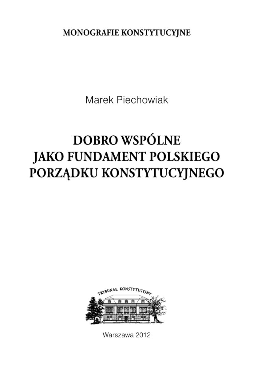Żądanie obowiązkowej deklaracji narodowościowej - od konstytucyjnych organów Państwa Polskiego