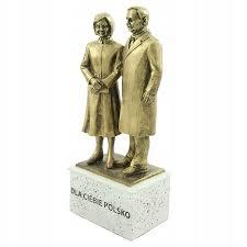 kaczyński-statuetka